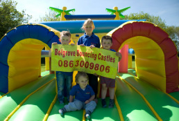 Belgrove Bouncing Castles phone number